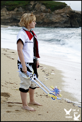 Shadow of Sora by TTCosplay