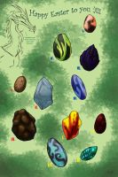 More Easter Eggs for you :) by Aarok
