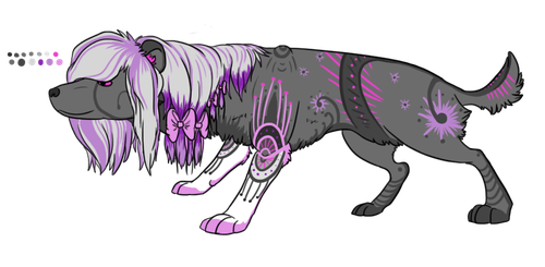 for Surrendertothepower -- Hyena #2 by crazy-carrot