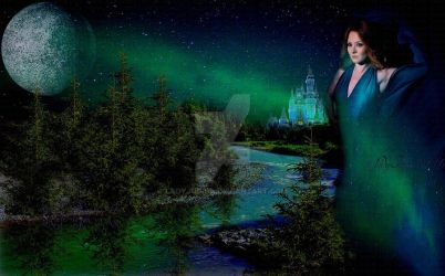 Northern_lights V by ladyjudina