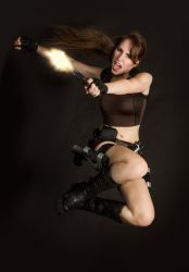 Lara Croft Tomb Raider Underworld by milla-s