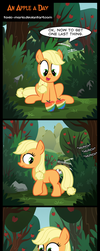 An Apple a Day by Toxic-Mario