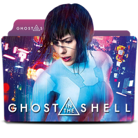 Ghost in the Shell folder icon by Andreas86