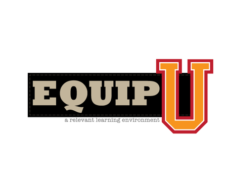 EquipU Logo by rlyoder