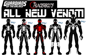 All New Venom by MetalLion1888