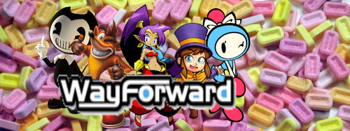 The future of WayForward by Tommypezmaster