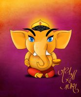 Jay Shree Ganesh by archys187