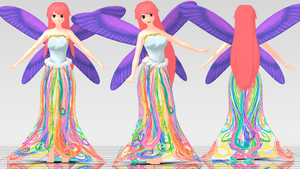 Technicolor Woman Luka DL! by iwasp0nthiswei