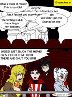 RWBY: a day out 2 by PencilManners