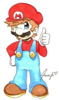 Mario by SuperTawaifaQueen