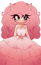 amy rose quartz by Rasbii