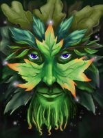 The Greenman by LiminalWorks