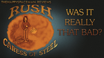 Rush - Caress of Steel: Was It Really That Bad? by The-Happy-Spaceman