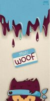my name is woof by NOF-artherapy