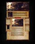 Wrath Of The Gods Website Preview by kenylife