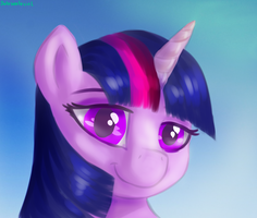 Twilight Sparkle by DukevonKessel