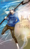 RoTG: Jack Frost by ahoguu