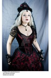 Russian Gothic Tale 001 Stock by MADmoiselleMeliStock