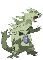 Crappy Tyranitar is crappy by ThatCharizardGuy