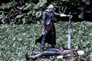 Game Over, Dante by luckysevenstars