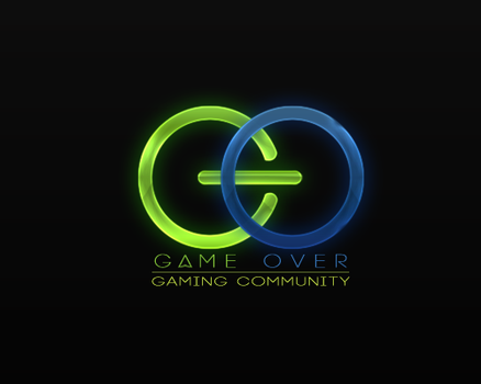 GamezOver Logo v1 by Death-GFx