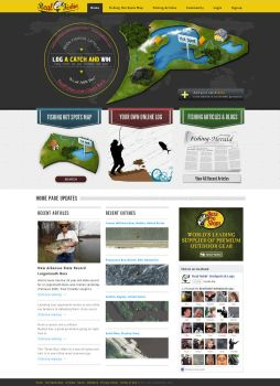 RealFishin Final Redesign by cdog