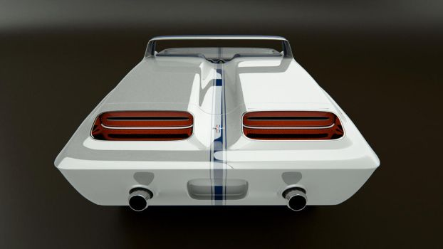 Ford Mustang Concept '62 02 by Edge-Suizo