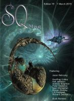 Cover for SQ Magazine #19 by taisteng