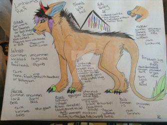 Limhound Ref by ForeverPain