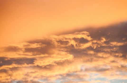 Sunset Sky Stock by Aredelsaralonde