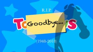 Goodbye, Toys R Us Wallpaper by TheRandomMeister
