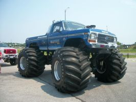 Bigfoot's 6th Open House Truck Pic 5 by zoid162010