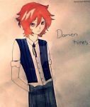Damien Kines (Drocell and Evangalenes son) by MySancuaryLittlePony