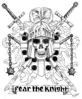 Fear the Knight by SaintAlbans