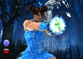 Chun Li 58 by TheRedCrown