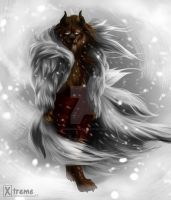Winter beast  by Diego32Tiger
