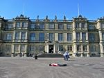Planking, Longleat House by AJRees
