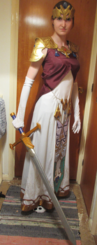 Zelda Cosplay WIP by Zandra17