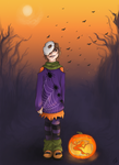 The Pumpkin Queen by Tanize