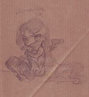 BMT - BrownPaperSketch by oliko