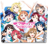 Love Live! Sunshine!! v1 by EDSln