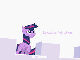 Twilight boot screen for Windows XP by lionovsky