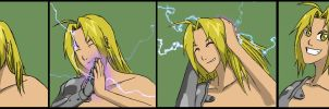Alchemic Hairstyling by ChocoboBlue