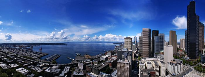 Seattle 3200 by IvanAndreevich