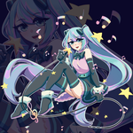 Magical Miku by Miko-Koro