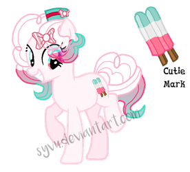 Popsicle Swirl by Syvu