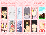 Art Summary 2013 by CuteNikeChan