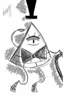 Gravity Falls Scetch by LSS6000
