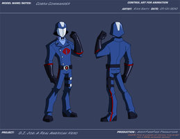 AP Cobra Commander by KrisSmithDW