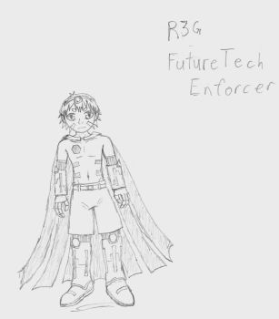 Made in Abyss AU - Reg by Laharl234
